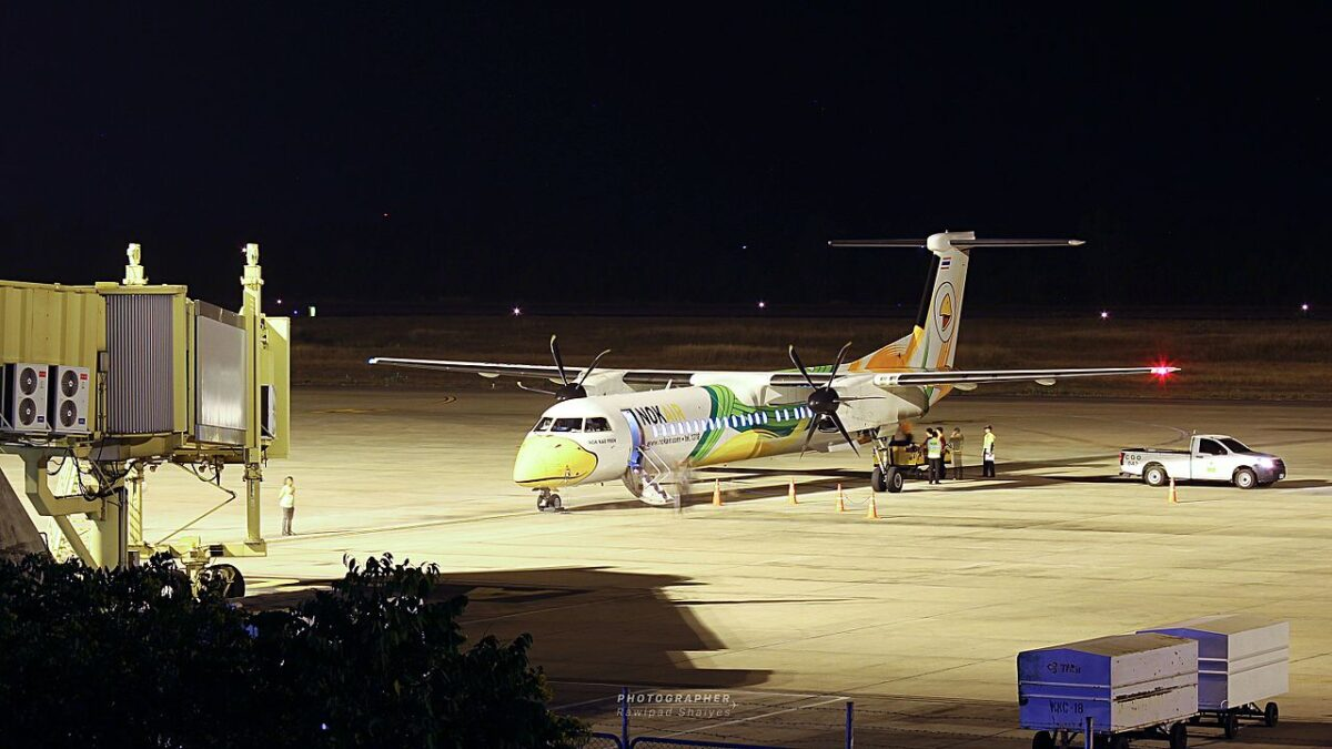 Thailand's Nok Air Issues RFP Suggesting It May Switch To ATR