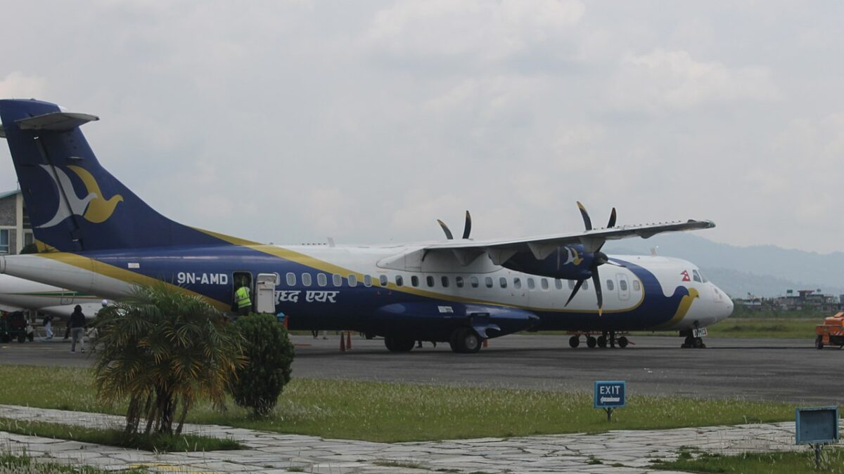 Interview: Nepal's Buddha Air Adding Two ATR 72-500s in Early 2021