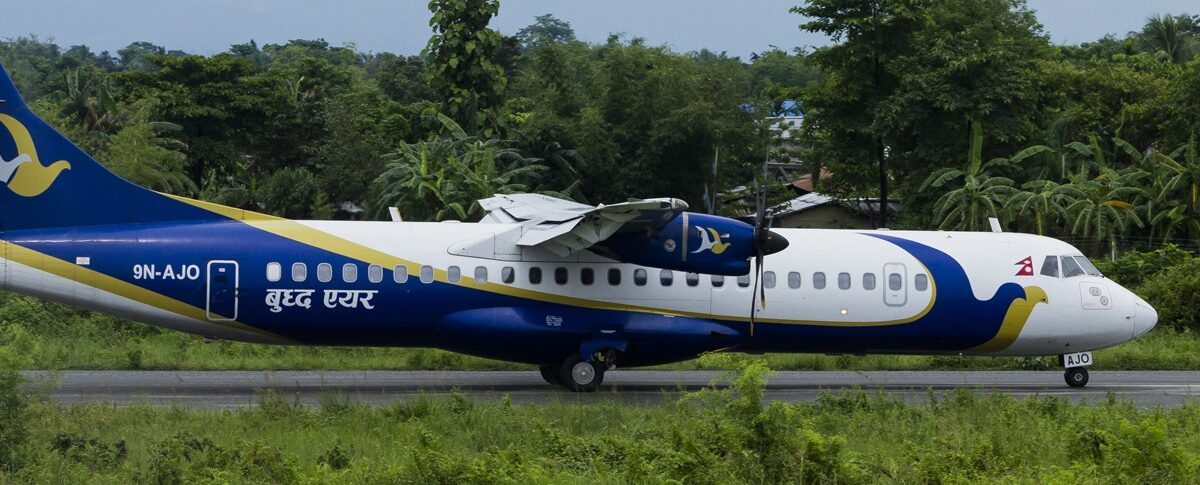 Buddha Air ATR 72-500 Lands at Wrong Airport in Nepal