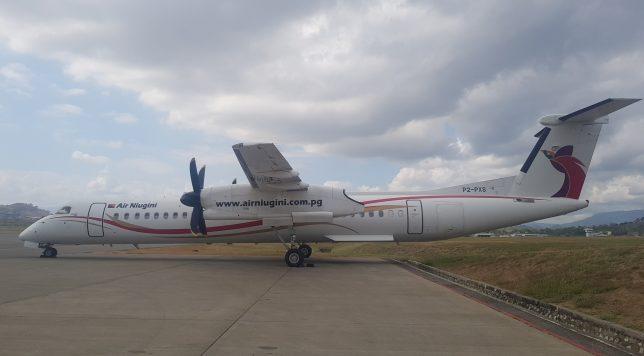 Air Niugini Receives Second De Havilland Canada Dash 8-400