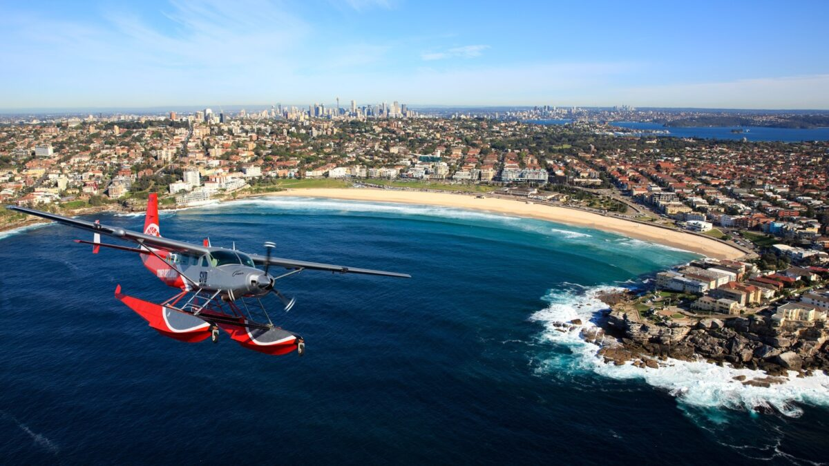 Sydney Seaplanes Sees Market For 200 MagniX-powered Cessna Caravans In Australasia And Pacific