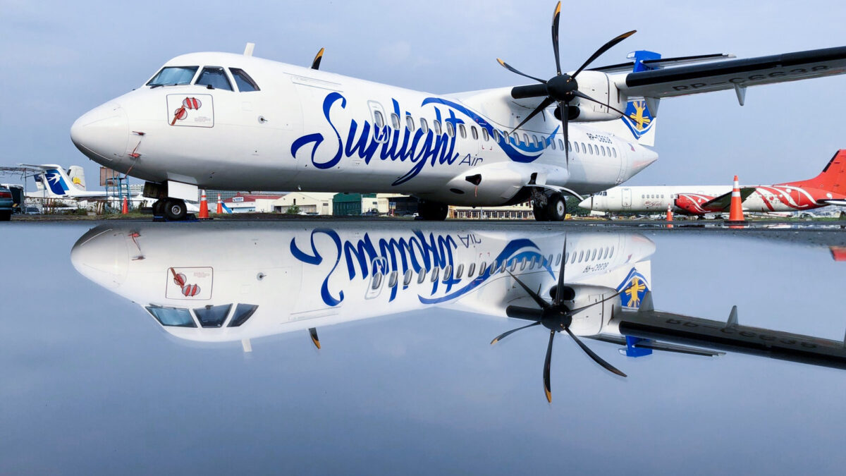 Philippines' Sunlight Express Poised To Launch Operations With ATR 72-500s