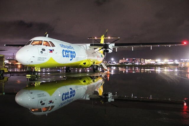 Philippines' Cebu Pacific Receives Second ATR 72-500 Freighter Amidst Cargo Resilience
