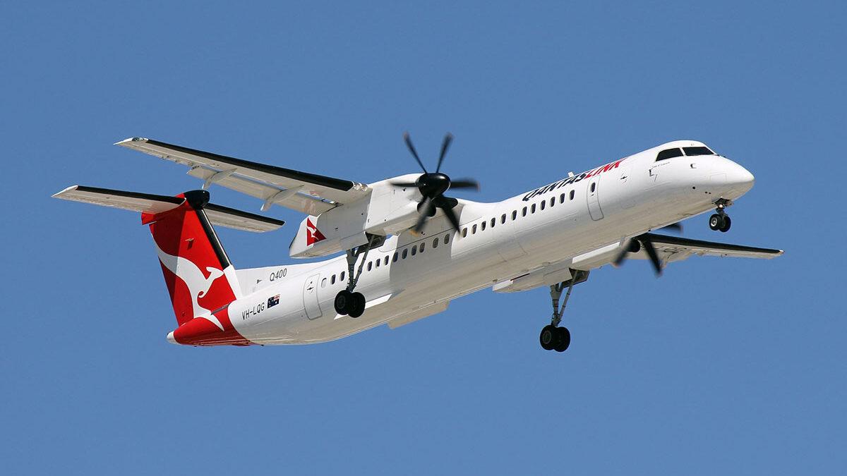 Longer-Term Future of De Haviland Aircraft of Canada Dash 8-400 Program Unclear