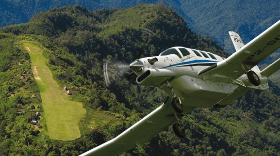 New Zealand Aircraft-Maker Pacific Aerospace Declared Insolvent