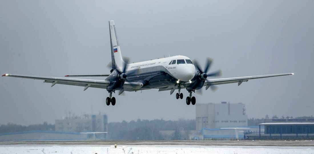 Russia To Spend US$240 Million On Let 410 and Ilyushin Il-114-300 aircraft for new eastern Russian carrier