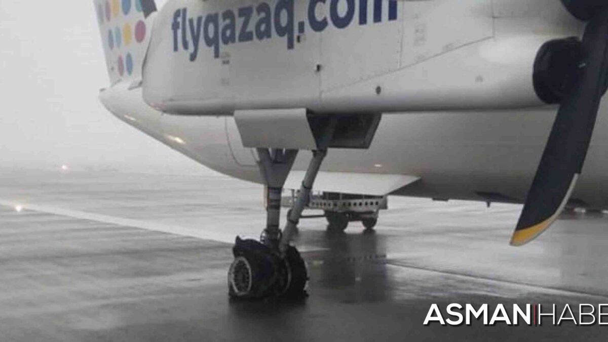 Kazakhstan Civil Aviation Regulator Gives Dash 8 Operator Qazaq Air Ultimatum Following Safety Audit