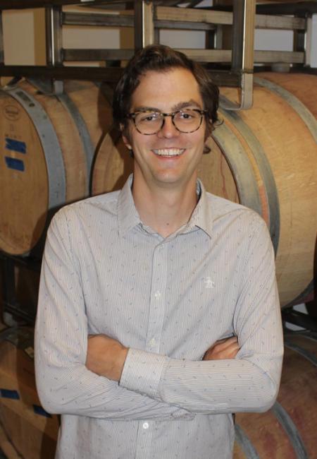 Jonathan Kaczmarek, Business Manager & Wine Maker