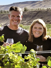 David and Michelle Dufenhorst, Owners