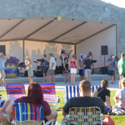 Summer Concerts at The Pond 2017