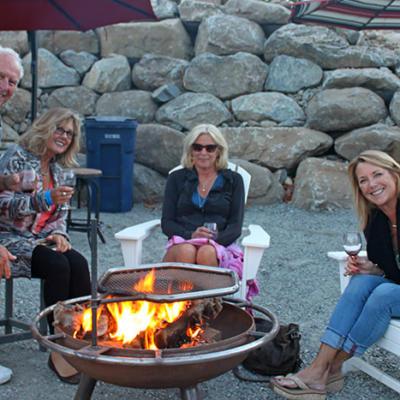 Rocky Pond Winery Harvest Party 2016