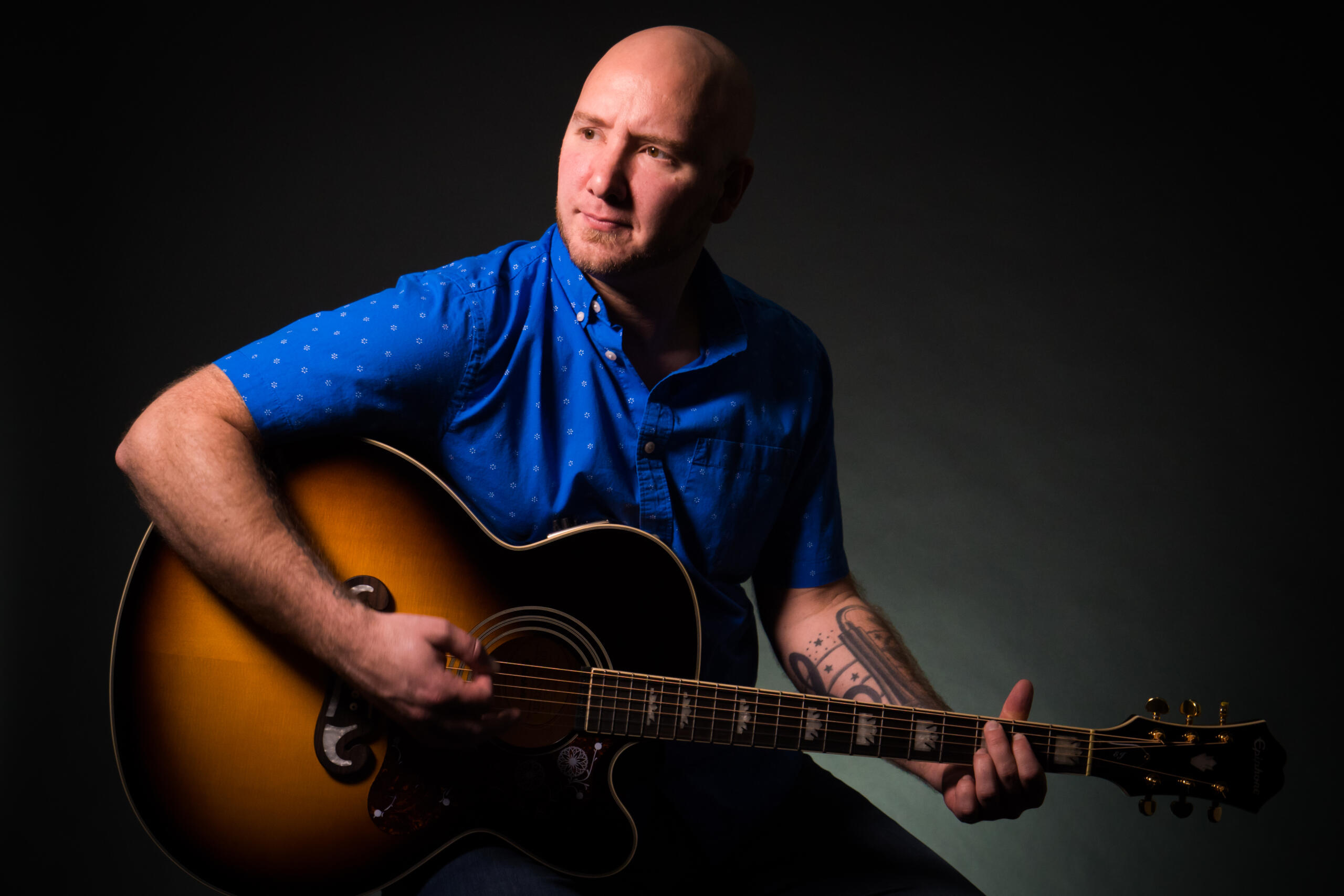 First Thursday Music with Wyatt Wood