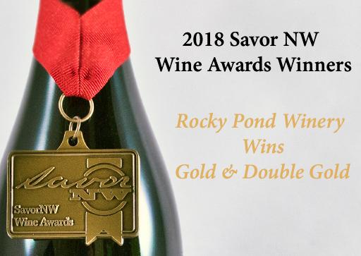 2018 SavorNW Wine Awards