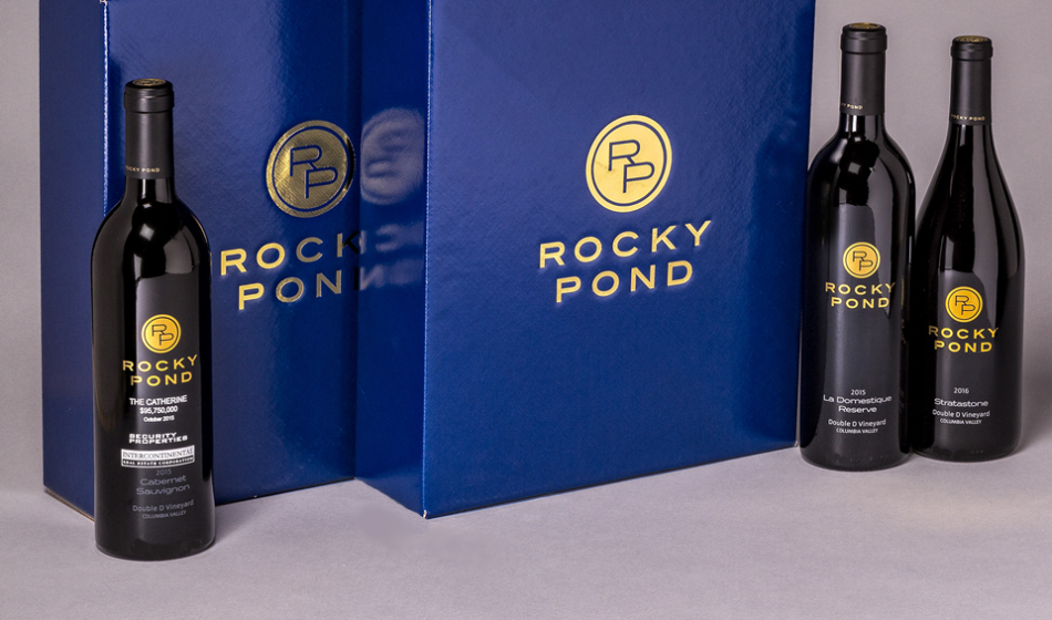 Rocky Pond Winery Corporate Gifts HP