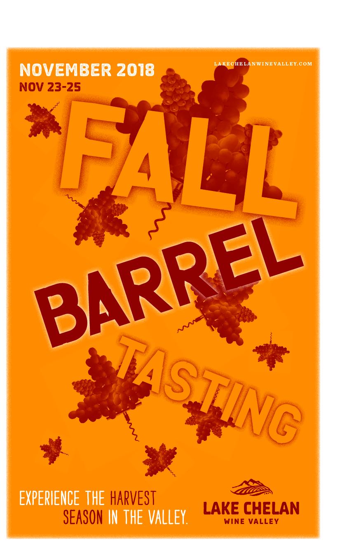 Fall Barrel 2018