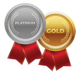 Rocky Pond Brings Home the Platinum