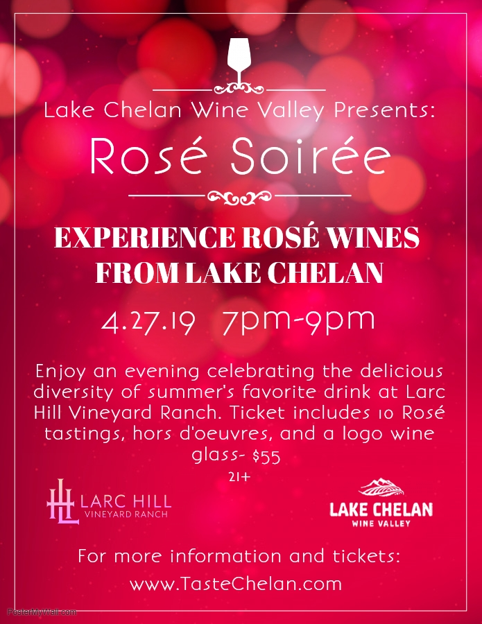 Rose Soiree Poster 2019