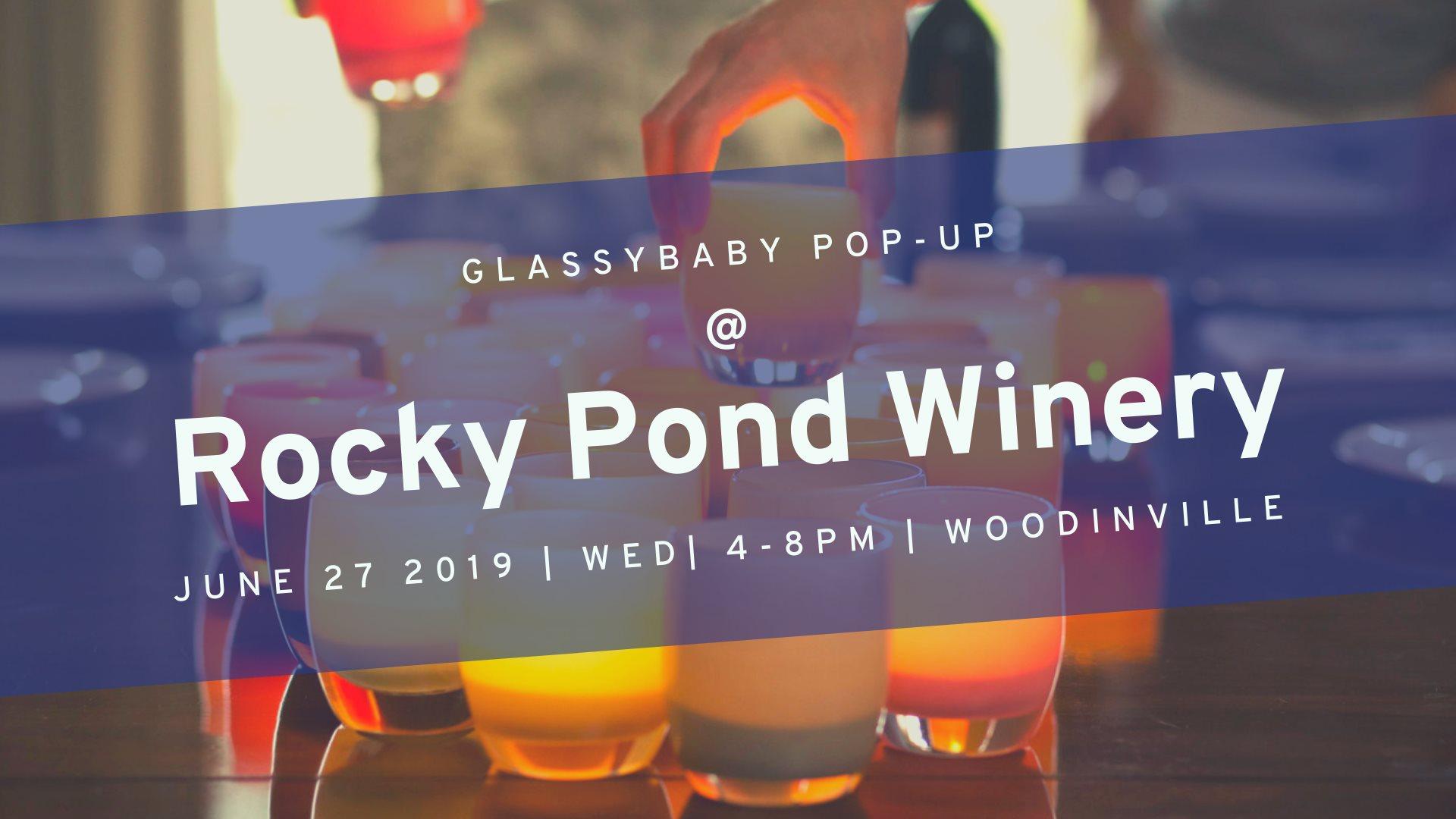 glassy baby pop up june 27, 2019