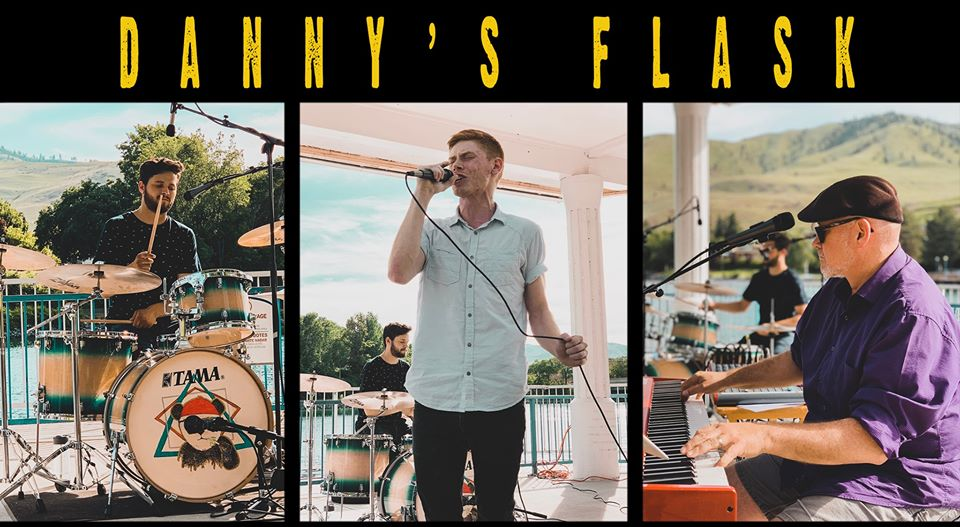 First Thursday Music with Danny's Flask
