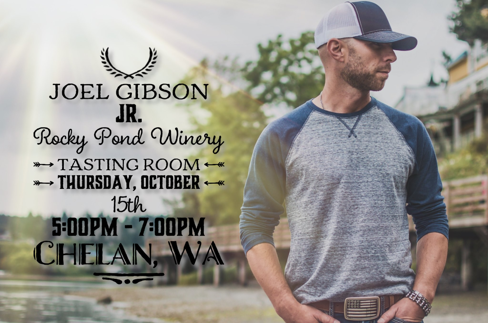 Thursday Night Music with Joel Gibson Jr.
