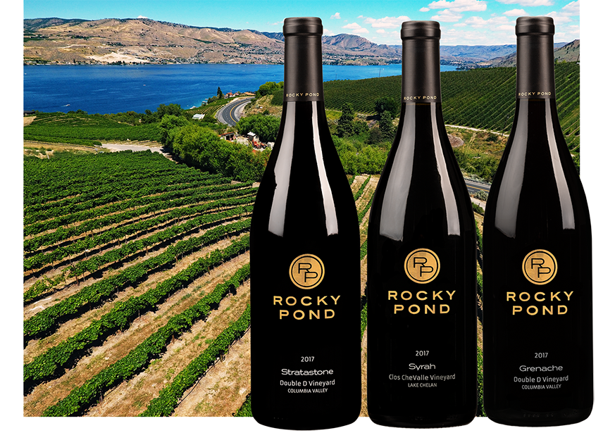 Rocky Pond Winery Rhone-Pack Wine Special