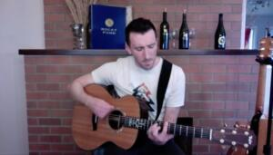 Facebook Live Virtual Concert Nick Grow