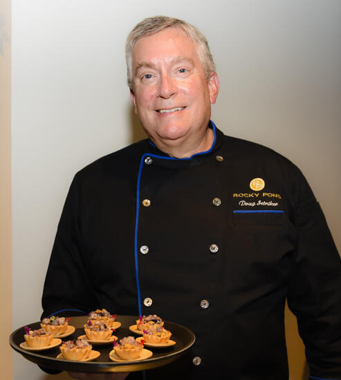 Director of Culinary Experiences Doug Setniker