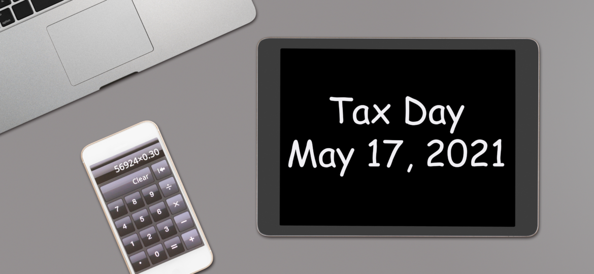 Tax Day 17