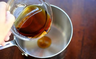 Clover Honey Simple Syrup