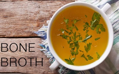 Low FODMAP Bone Broth Recipe