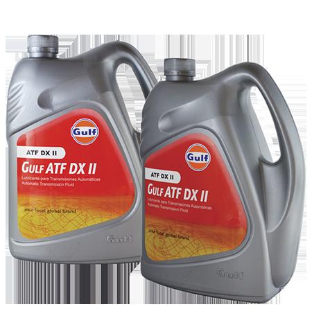Gulf-ATF-DX-II