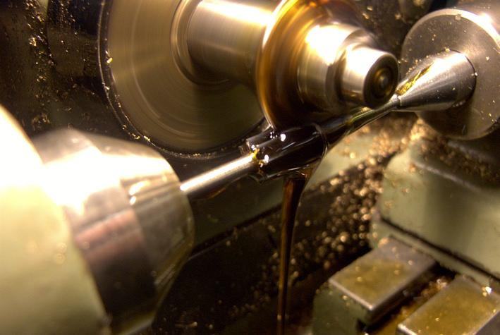 pinion cutter compressed
