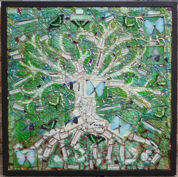 Uncategorized  Glass Mosaic Collage - An Invocation invocation_crop-700x698