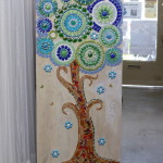 co-creating mosaic art glass mosaic glass mosaic mural large scale art big art mobile mosaic art mosaic classes instruction mystical mosaic art school art mosaic tree of life Uncategorized youth mosaics  Art Day!! Live Mosaic Art by Elementary School Students P1020429-e1438378980298-150x150