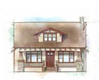 craftsman style wood replacement windows