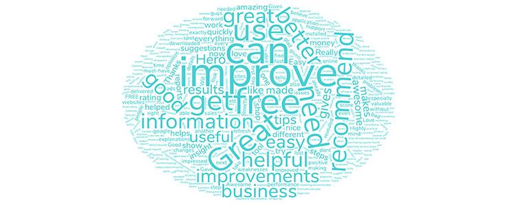 SEO Site Audit, Benchmark Hero reviews