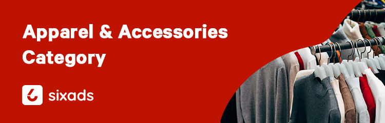 Apparel & Accessories category