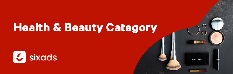 Health & Beauty category