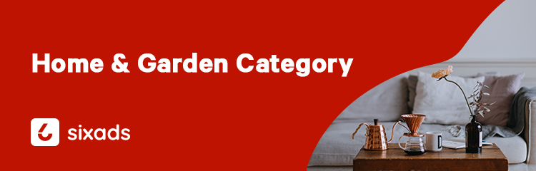 Home & Garden category