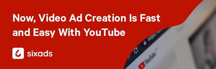 Youtube ad creation