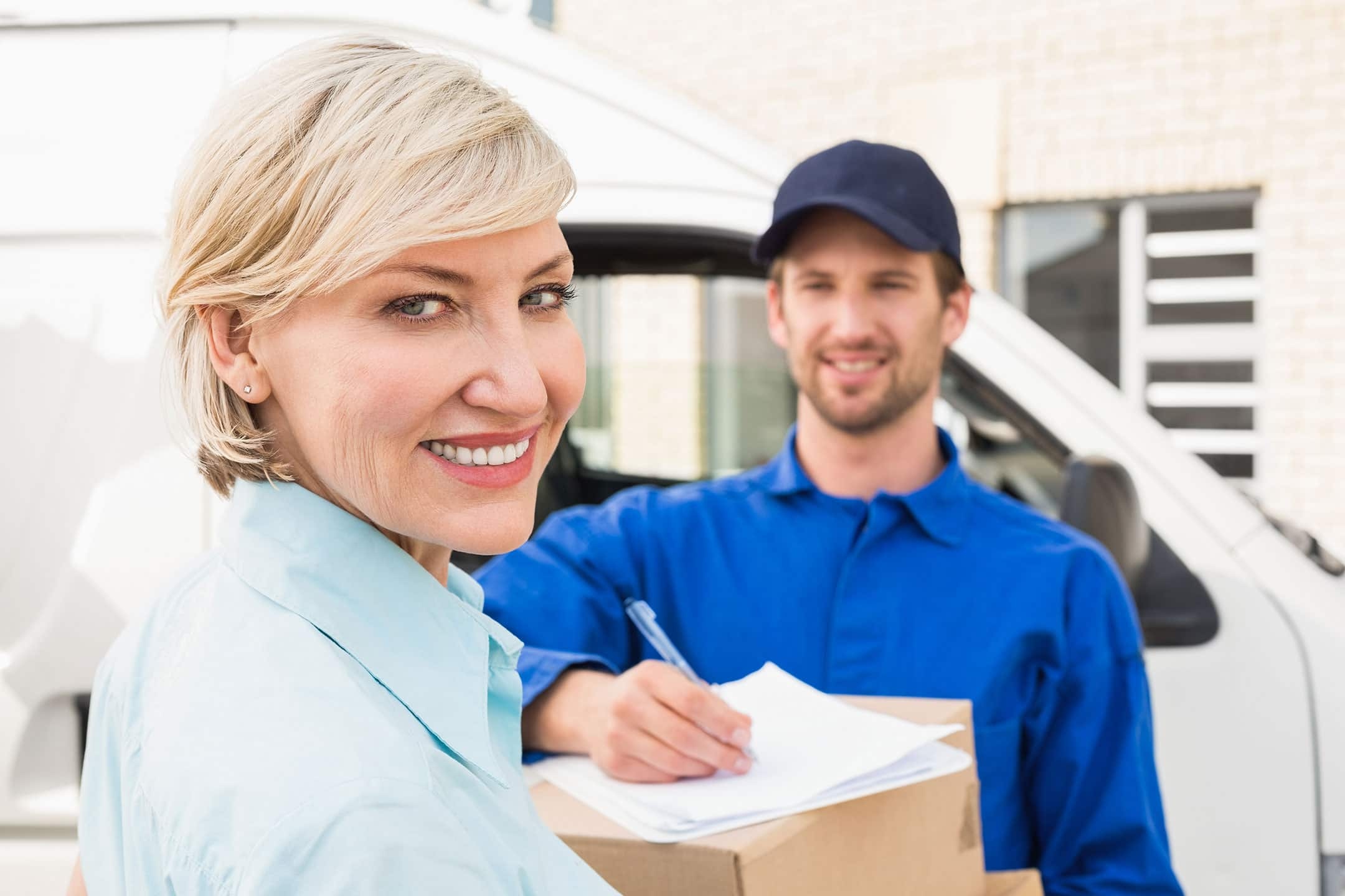 Fast courier services
