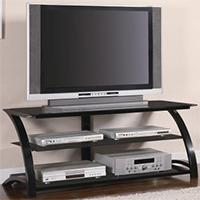 Television set, flat screen