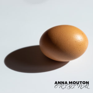 The whole egg. Photo by Anna Mouton.