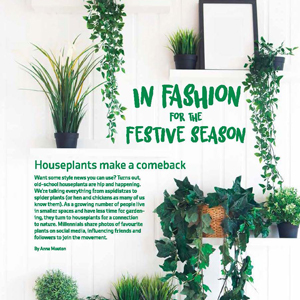 201812 MARKtoe article: In fashion for the festive season by Anna Mouton.