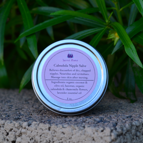 Hand Crafted Postpartum Products