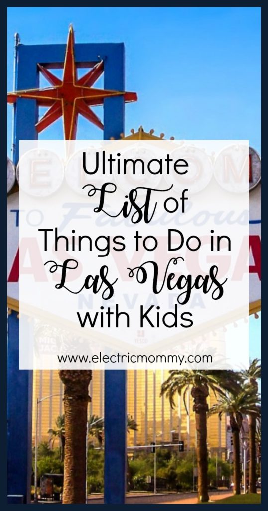 things to do in vegas with kids, things to do in las vegas, las vegas, traveling with kids, vegas with kids
