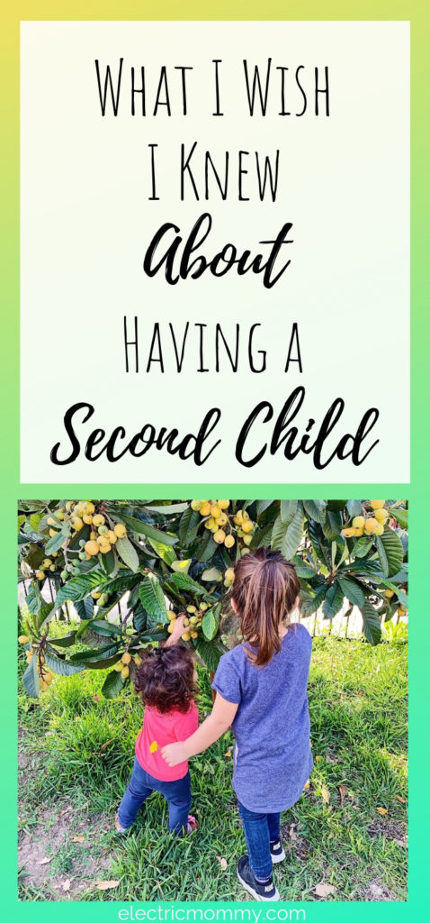 What I Wish I Knew About Having a Second Child - Everything went so smooth with my oldest daughter. I didn't have to think twice about having another child. However, two has proven much tougher than I thought. Mom with Anxiety | Postpartum Anxiety | Parental Anxiety | Motherhood | Parenting #motherhood #momlife #twoistough #momminainteasy #postpartumdepression #realmomlife #realtalk #mentalhealthmatters #letstalkaboutit