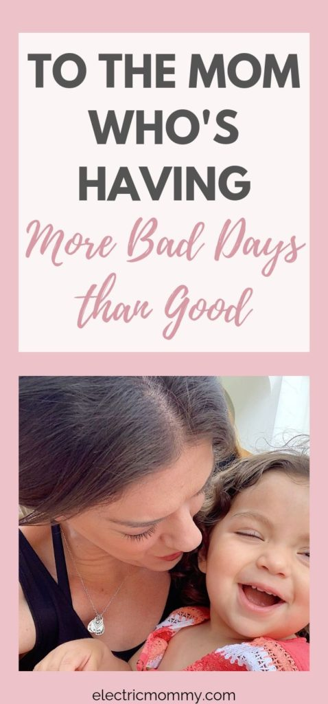 Being a mom is not exactly easy. I think that we don't talk about this enough. I really struggled after my second daughter was born and went through a very hard time the first few months she was born. #newmom #pregnancy #motherhood #momminainteasy #PPD #mentalhealth #selfcareformoms #yourenotalone