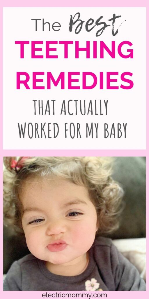 Nothing is worse than to see your teething baby suffer. My second daughter is teething so bad. Some things have worked and some haven't. Here are some teething remedies working for her right now. Teething Symptoms | Teething Baby | Baby Teething | Signs of Teething | Baby Teething Symptoms | When Do Babies Start Teething #teething #teethingremedies #baby #parenting #motherhood