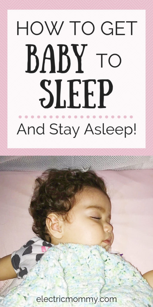 How to Get Baby to Sleep - Today I am sharing with you our baby's bedtime routine since we finally found one that works for her! Just following these five steps and consistency will help your little one as well! | Baby's Bedtime Routine | How to Put a Baby to Sleep | Baby Sleep | Baby Sleep Routine #BabysSleep #Baby #GetJohnsonsBaby #ChooseGentle #Shop #Cbias